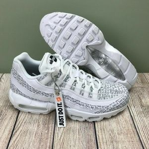 NEW Nike Air Max 95 SE Just Do It JDI Shoes